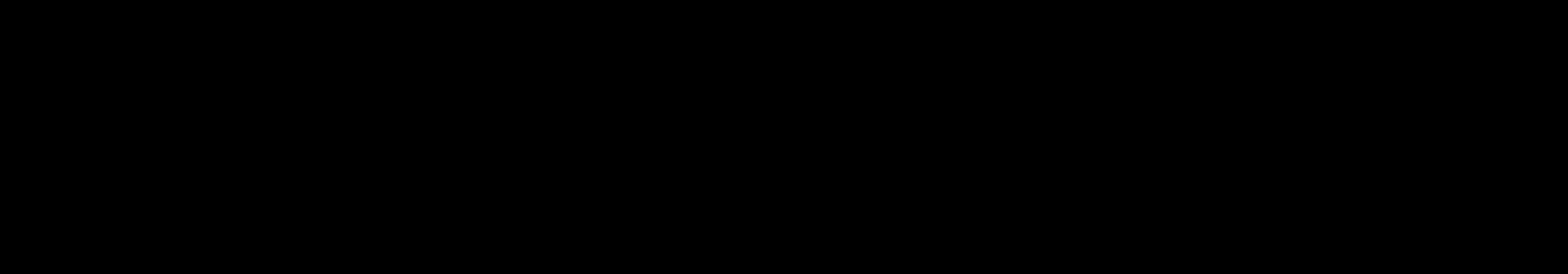 the GARDENロゴ